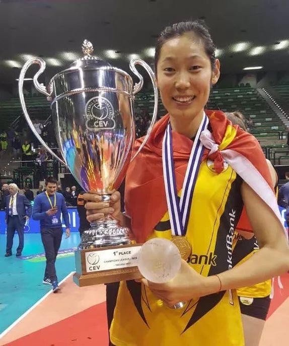 朱婷励志引罗马尼亚媒体报道 欧冠六强7大球星她