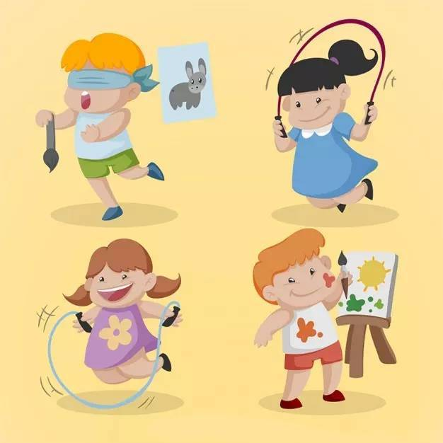 英语课堂常用游戏100例,活跃的课堂气氛就靠它