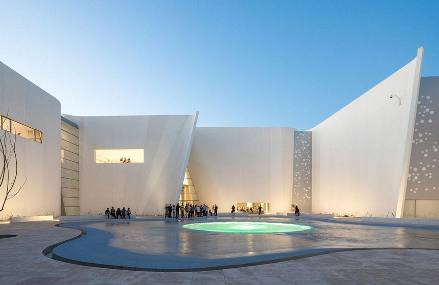 博物馆设计 陈列空间的界定是什么