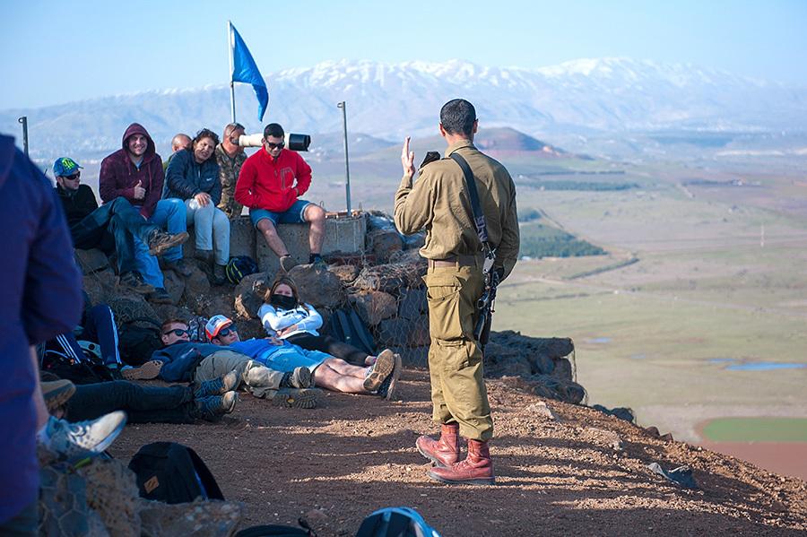 真实的戈兰高地是这样的:走进叙以冲突的根源、中东地区的火药桶