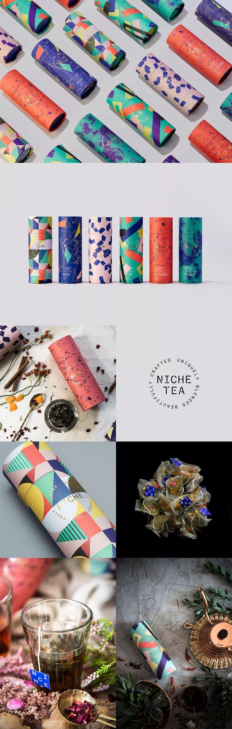茶品牌与包装设计
