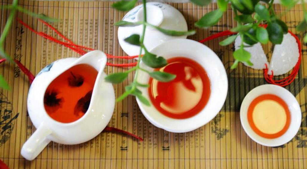 茶世情缘武夷山闽王茶