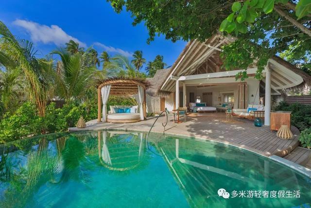 别墅游泳池640_427水湾区b泳池图片