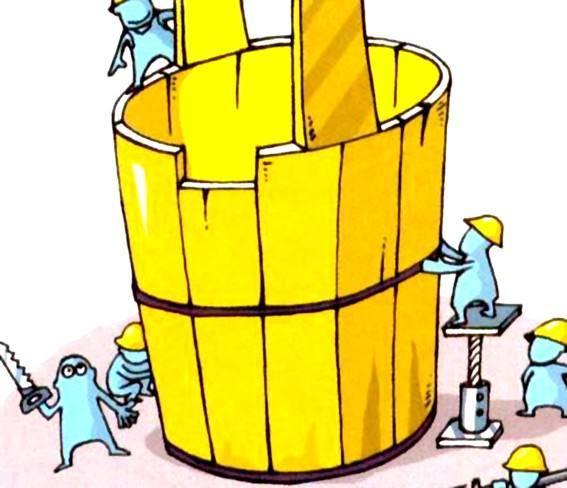 什么是木桶原理_木桶原理图片