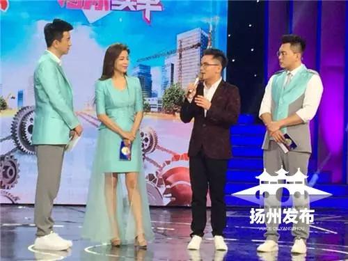宝应80后小伙王青和又登央视舞台