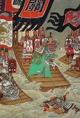 关羽:怎样从被除名到成为中国武圣? 文化观点 第6张