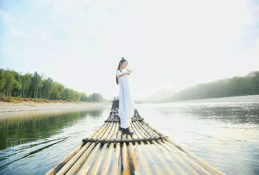 重磅!楠溪江跻身2018年美丽中国首选旅游目的地!点进来看看她究竟有多美!