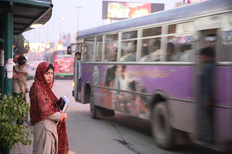 巴基斯坦游记