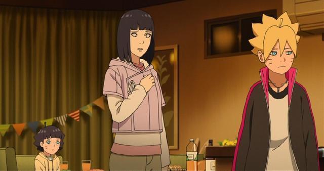 火影忍者:盘点雏田最丑的5种穿着装扮,最后一种能把鸣人丑哭!