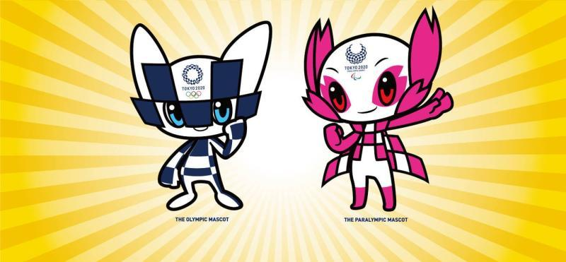 东京奥运会残奥会吉祥物揭晓图片