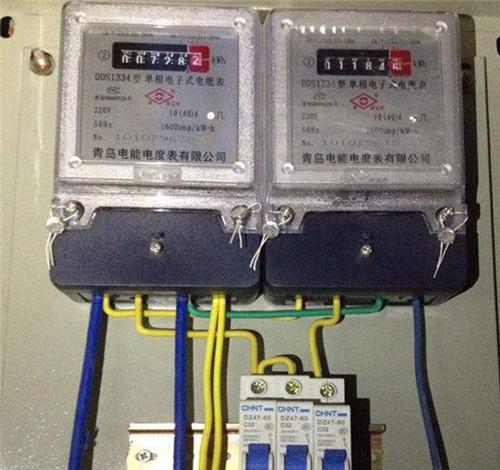 单相电表互感器接法_电表的接法有几种 安装电表要注意什么