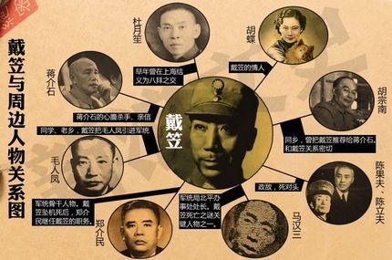 揭秘:戴笠的尸首为何被水泥封装? - yuhongbo555888 - yuhongbo555888的博客