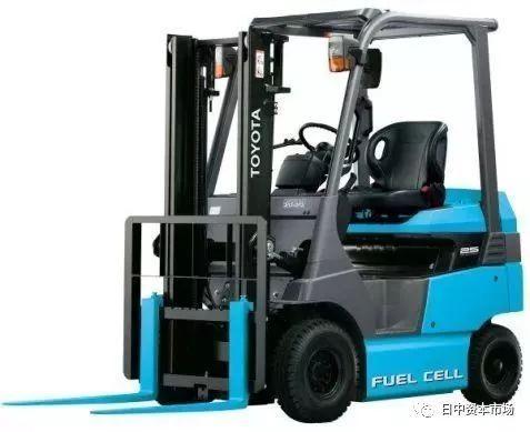日本科技:丰田投建电动叉车及专用加氢站 日本计划2030年前燃料电池汽车达80万辆