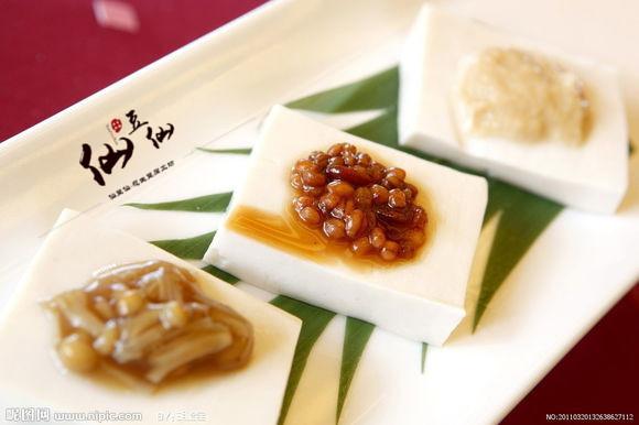 仙豆仙花生豆腐美味豆腐盛宴