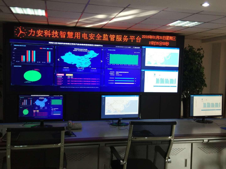 智慧用电安全监测平台