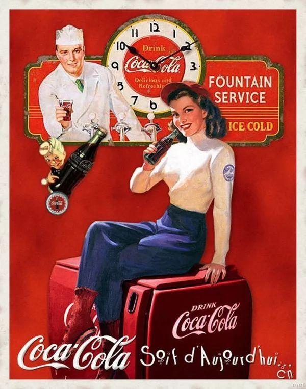 可口可乐是如何征服欧洲的