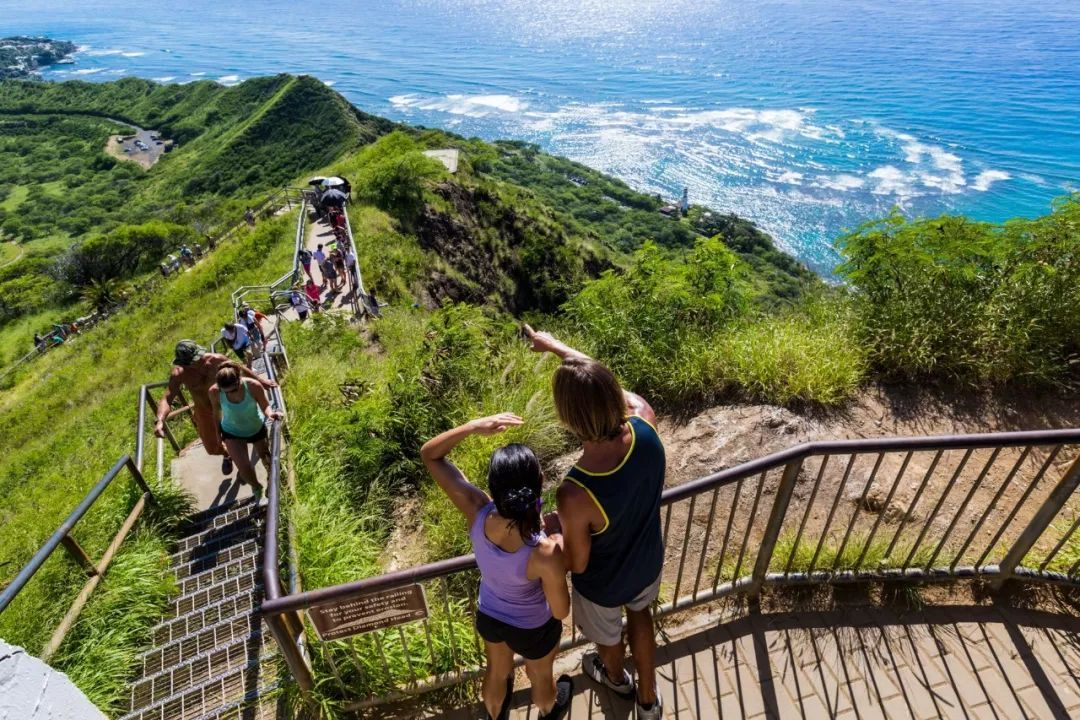 4条徒步路线,带你用脚步丈量夏威夷!