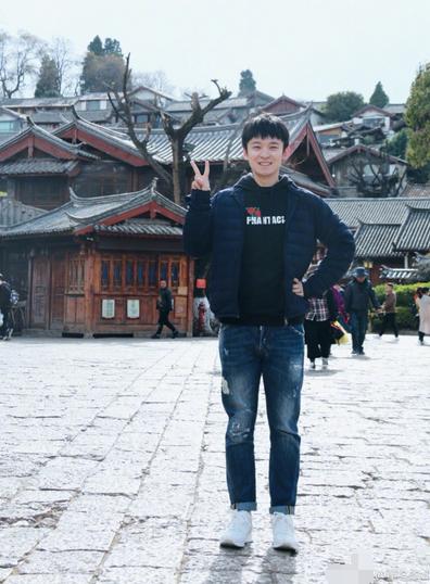 董子健丽江旅游 微博热搜 图1