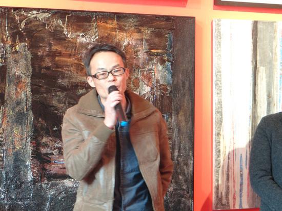《她视觉112》当代艺术展在北京恩来美术馆开幕