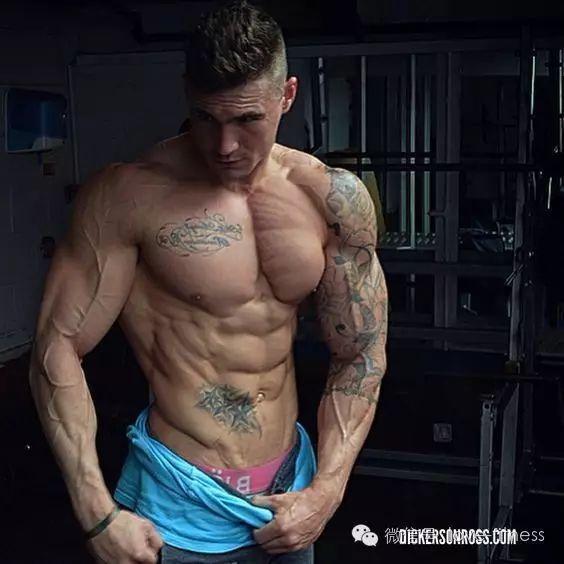 他28岁,体重180,用身体告诉你健身的男人究竟有多帅!