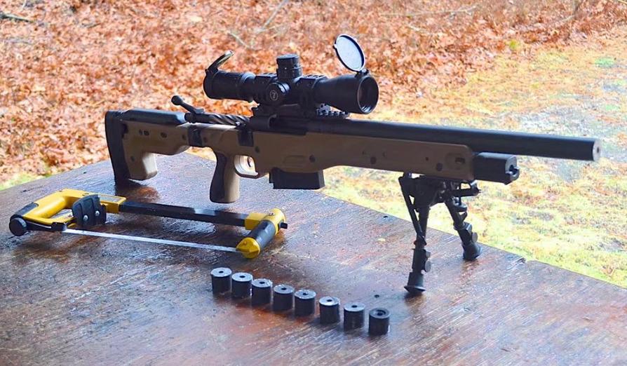 300温彻斯特马格南也被美国军方采用,用于m24和mk 13狙击步枪.