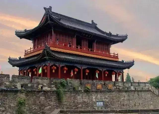 中国十大古城,去过三个的算合格,全去过的太幸福了