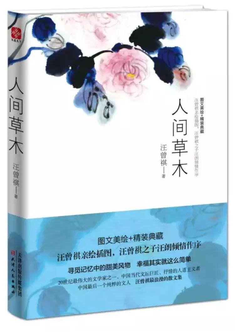 汪曾祺作品:人间草木 (
