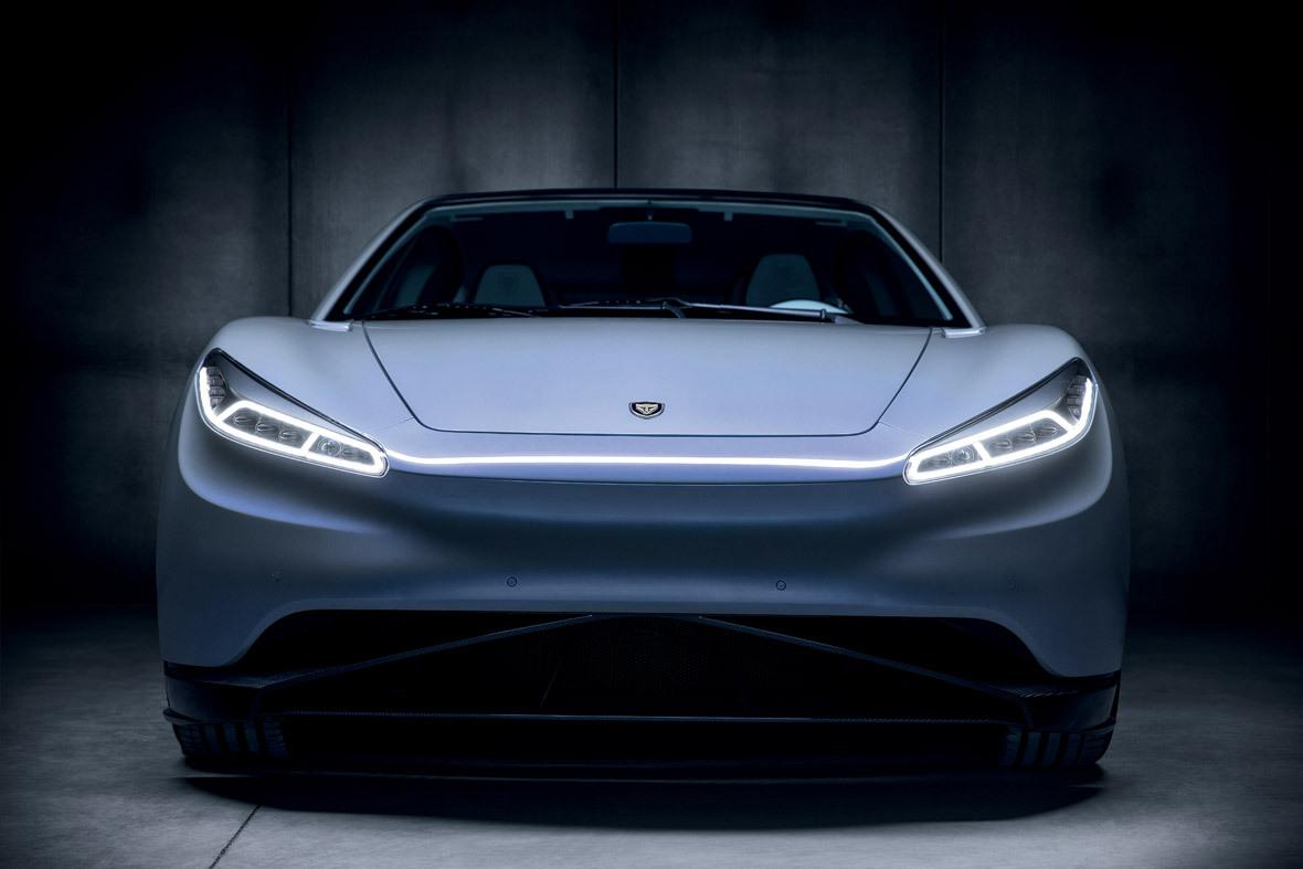 绿驰汽车丨代表世界电动车技术创新