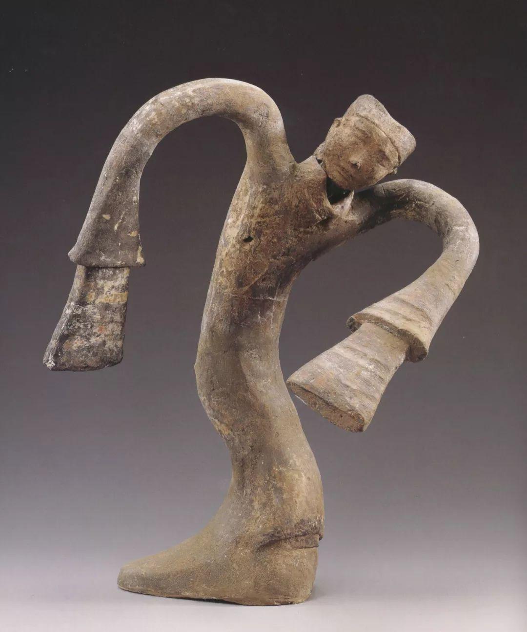 西汉中期以后陶俑出现的新面貌