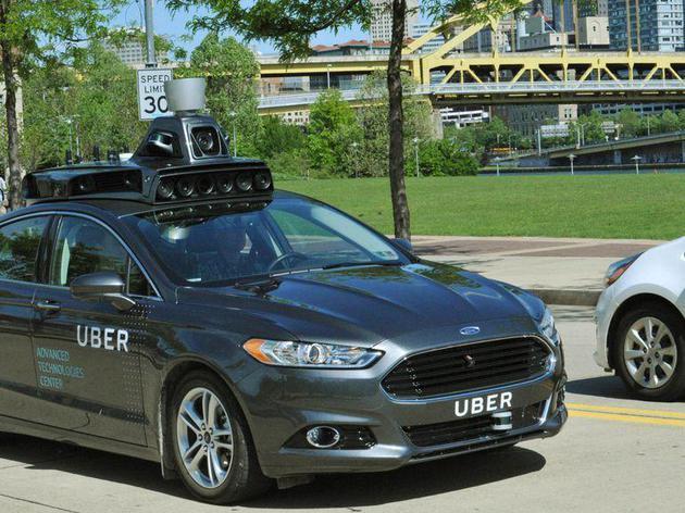 一石惊起千层浪,受UBER影响,丰田宣布暂停无人驾驶汽车测试