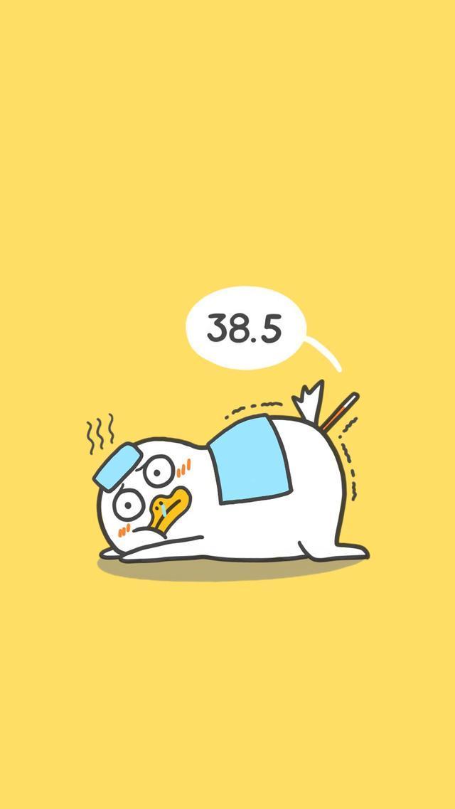 魔性小刘鸭,微信必备的斗图表情包,呆萌小刘鸭图片