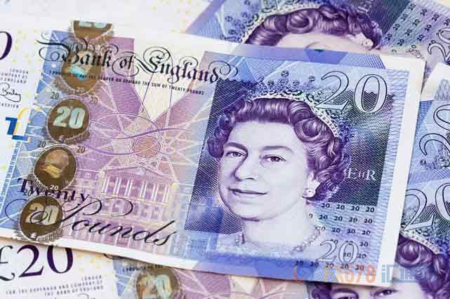 英镑下跌但受加息预期支撑,通胀放缓仍在合理区间
