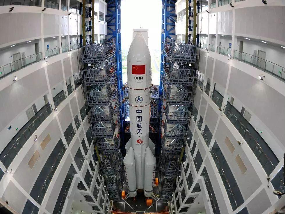 中国航天工程第三步任务正式开启,计划明年实施长征五号B运载火箭的首飞任务