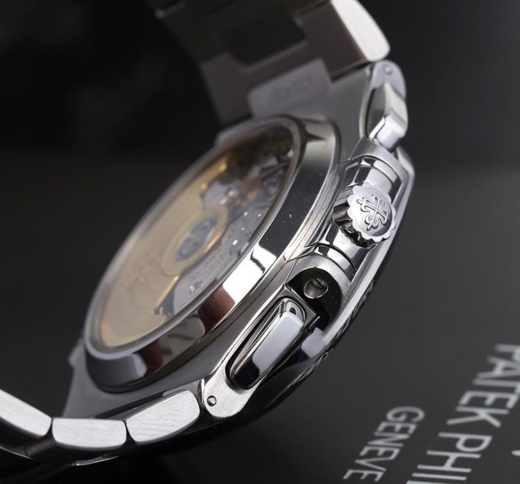 现在百达翡丽5980A钢表二手值多少钱了