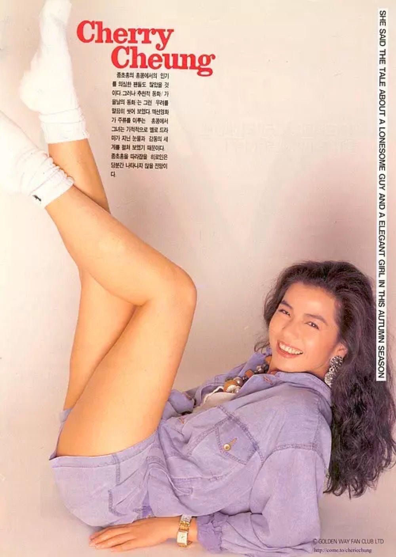 杨幂 Angelababy 这些30年前的珍贵照片,秒杀现在的时髦街拍