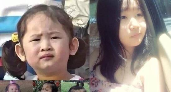 日小女孩的屄_这个一脸懵逼的表情包,小女孩已经长成少女啦,原来的嘟嘟脸已经变成了