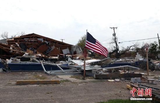 2017年因气象灾害造成经济损失总额达到创纪录的3200亿美元