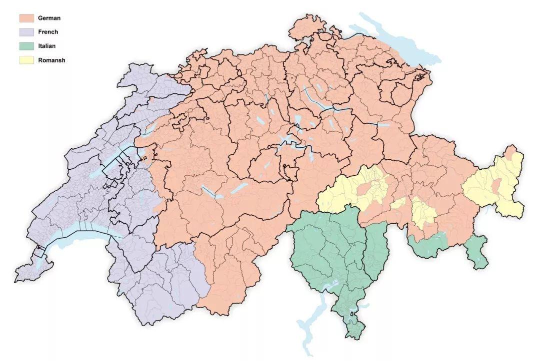德语区,意大利语区,罗曼什语区图片