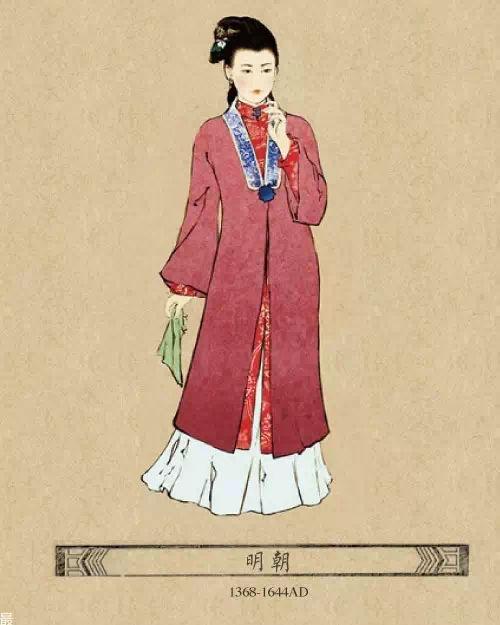 明朝.1368年至1644年