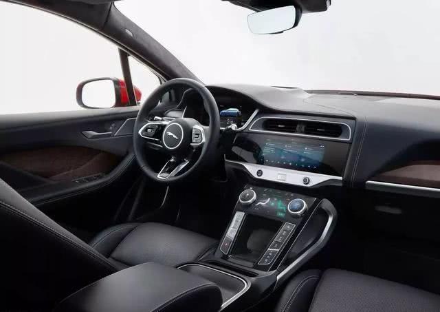 捷豹这款最美电动车,续航500km,百公里4秒,完爆特斯拉