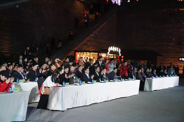 """""""春满中国•醉西安"""" 2018大西安春游季在南门瓮城正式启动"""