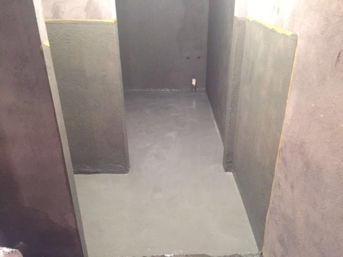 卫生间防水施工工艺是什么?泰禾红悦89平装修