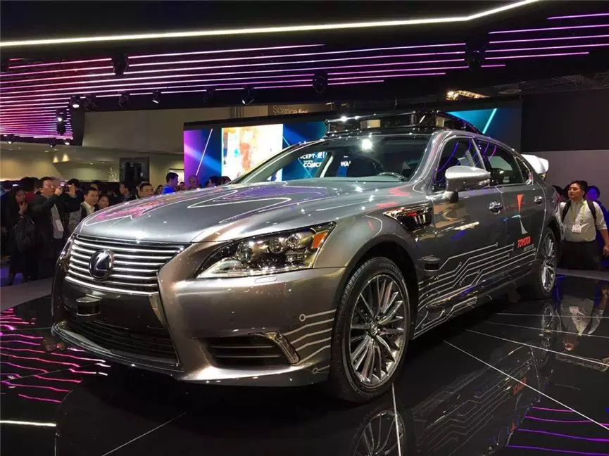 丰田宣布暂停无人驾驶汽车测试计划,路特斯将加入沃尔沃SPA平台