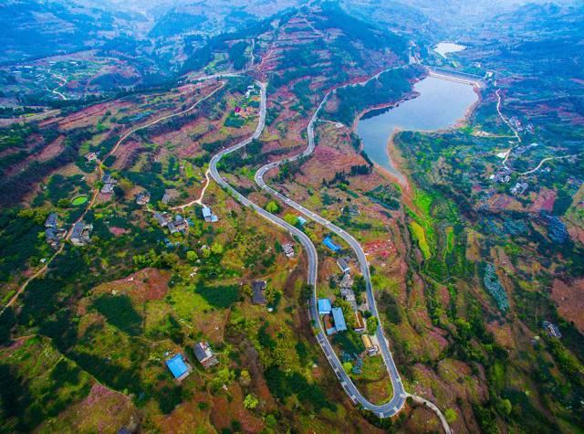 龙泉山城市森林公园图片