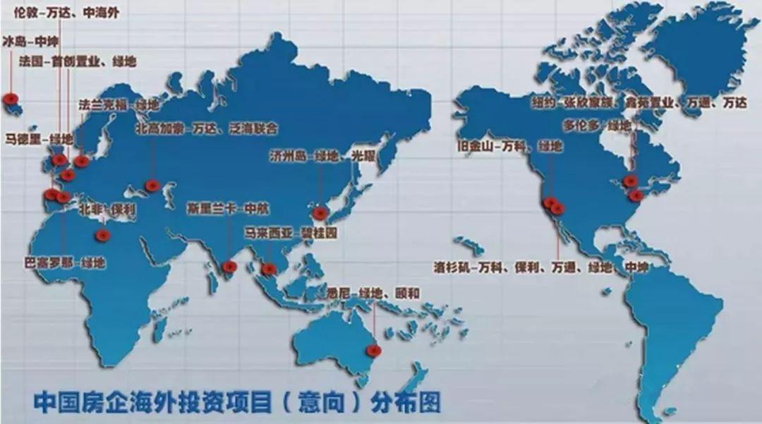 中美贸易战:中资房企的美国布局何去何从
