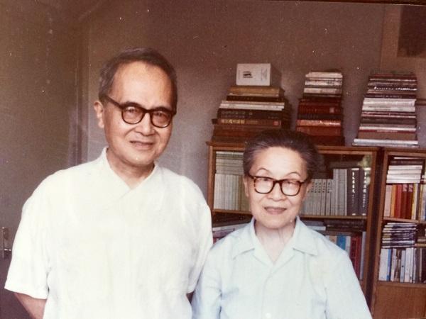 周有光(1906-2017,享年112岁)