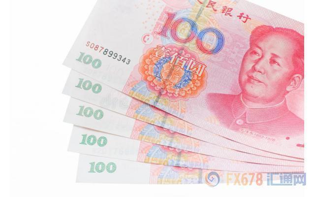 人民币兑美元小幅收跌  中美贸易战疑虑暂未对人民币造成明显的影响