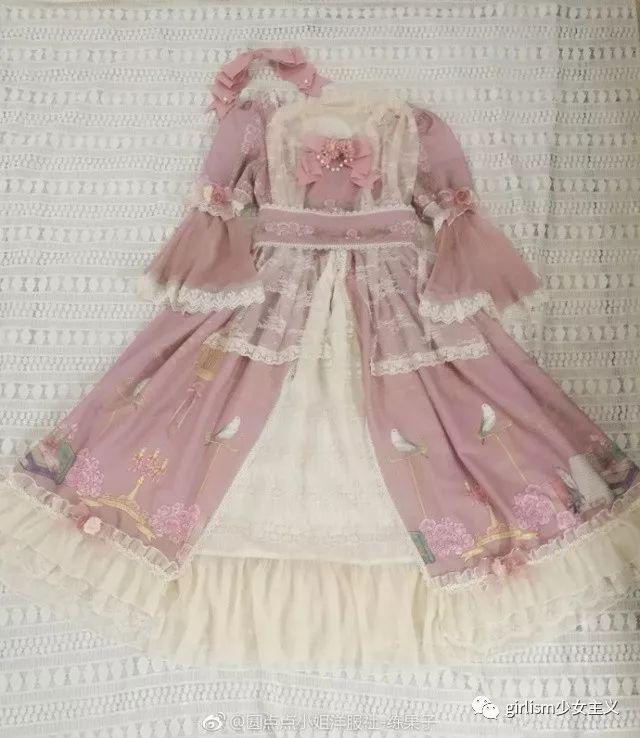 星辰幻想lolita洋装图片