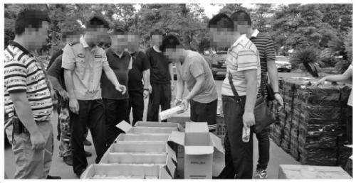 防城港特大非法经营香烟案告破 涉案金额达6.38亿