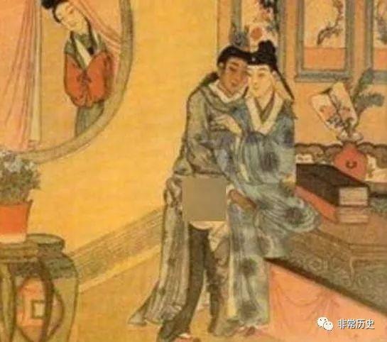 古代男妓的兴亡史:男妓的出现是权贵的需要
